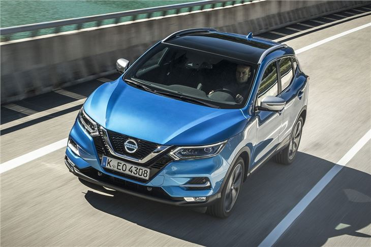 Nissan Qashqai 1 3 2019 Road Test Road Tests Honest John