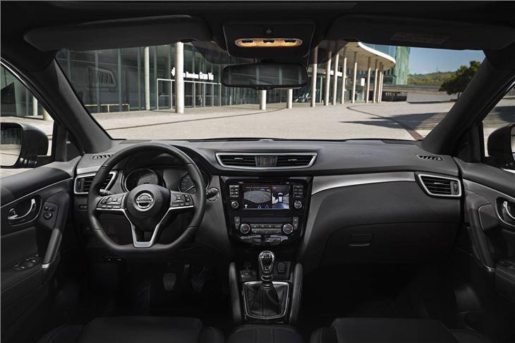 Nissan Qashqai 1 3 2019 Road Test Road Tests Honest John