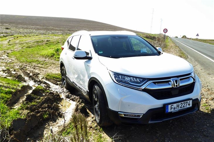 Honda Crv Hybrid >> Honda CR-V Hybrid 2019 Road Test | Road Tests | Honest John
