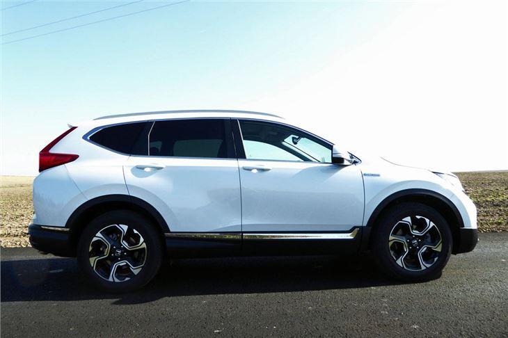 Honda CR-V Hybrid 2019 Road Test | Road Tests | Honest John
