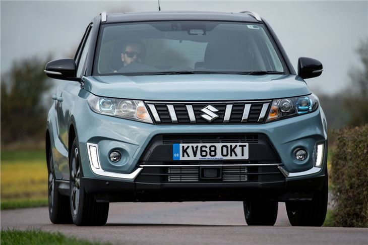 Suzuki Vitara 1 0t Allgrip 2019 Road Test Road Tests
