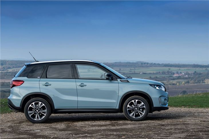 suzuki vitara  allgrip  road test road tests honest john