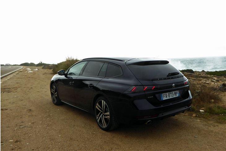 2019 Honda Accord >> Peugeot 508SW 2019 Range Road Test   Road Tests   Honest John