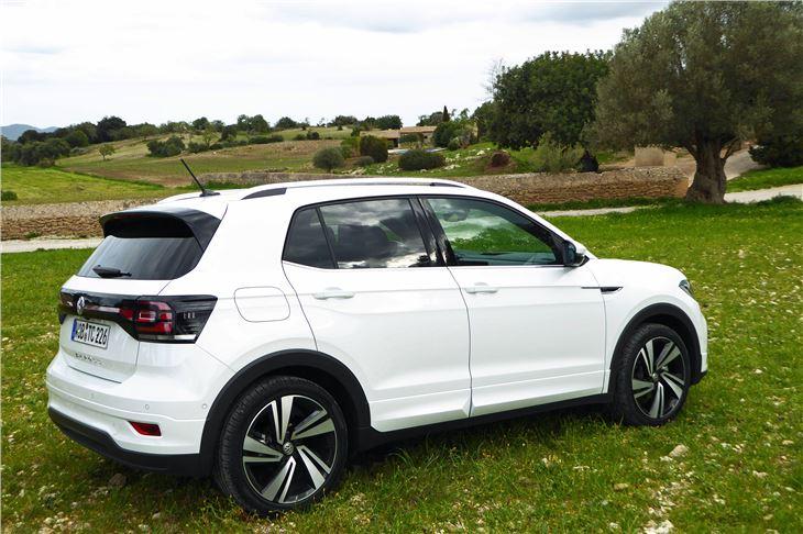 Volkswagen T-Cross 2019 Road Test | Road Tests | Honest John