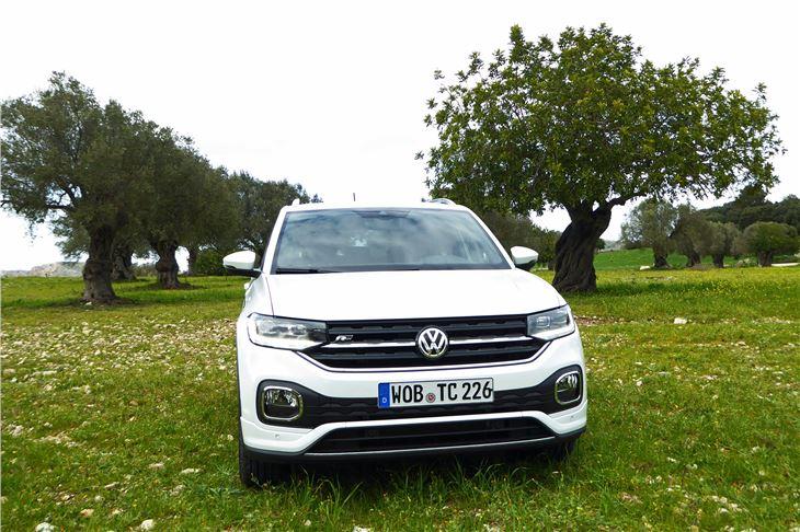 Volkswagen T Cross 2019 Road Test Road Tests Honest John
