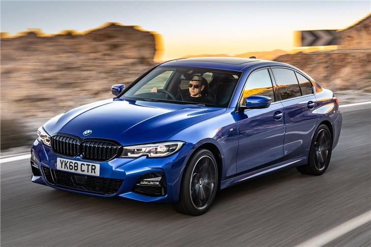 bmw 320d xdrive m sport 2019 road test