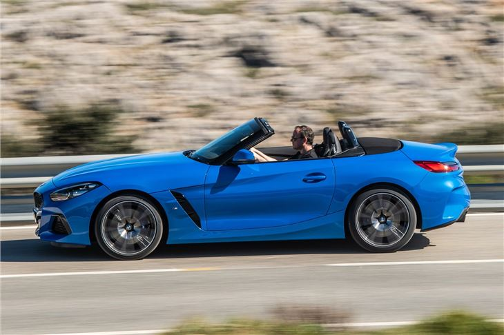 Bmw Z4 Sdrive20i Sport 2019 Road Test Road Tests Honest John