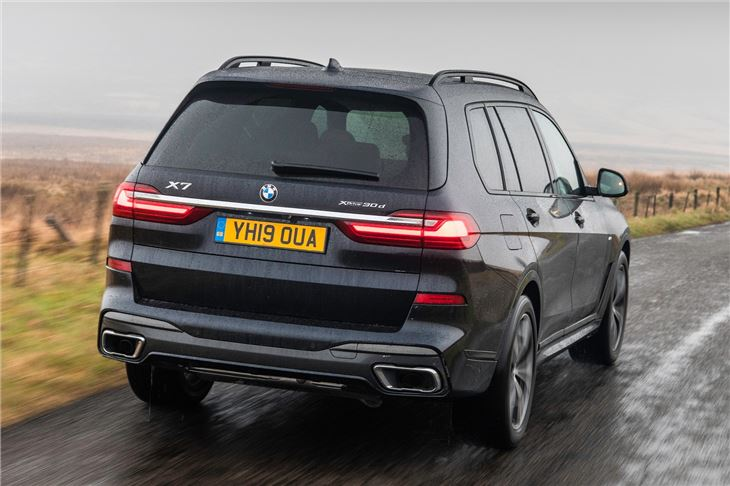 Bmw X7 Xdrive30d M Sport 2019 Road Test Road Tests