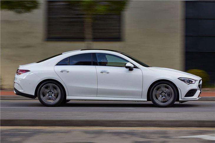 Mercedes-Benz CLA Coupe 2019 - Car Review | Honest John
