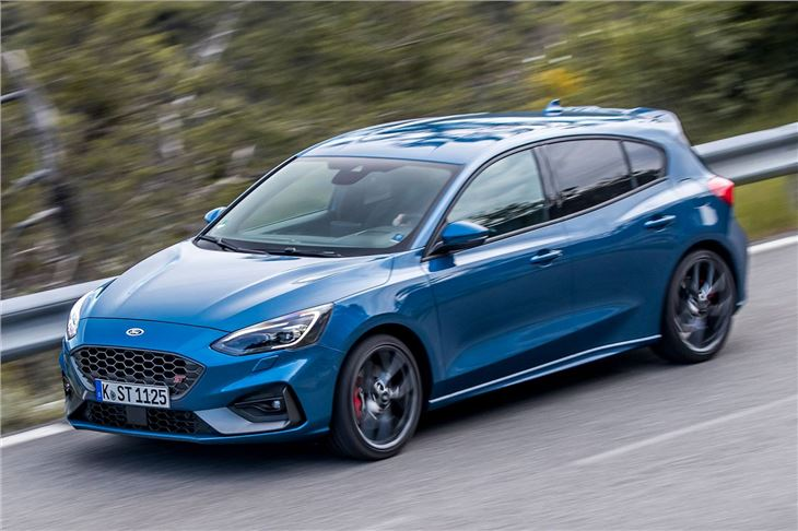 Honda Paint Recall >> Ford Focus ST 2.3 EcoBoost 2019 Road Test | Road Tests ...