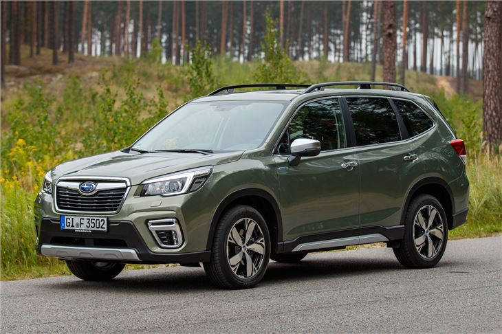 Subaru Forester 2 0i E Boxer 2019 Road Test Road Tests Honest John