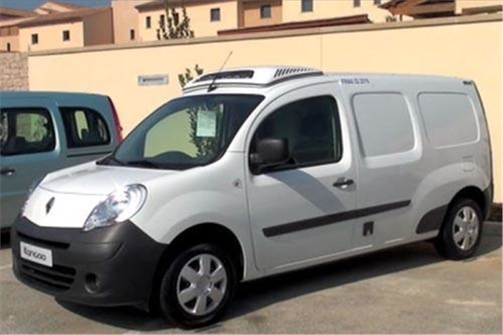 Renault Kangoo Express Maxi 2010 Road Test Road Tests