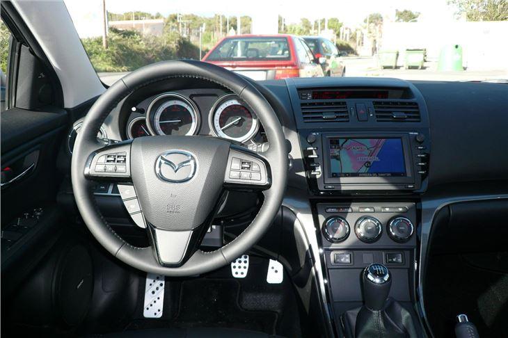 Mazda 6 2010 Facelift Road Test Road Tests Honest John