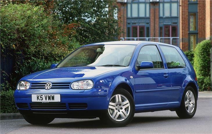 volkswagen golf iv 1998 car review honest john. Black Bedroom Furniture Sets. Home Design Ideas