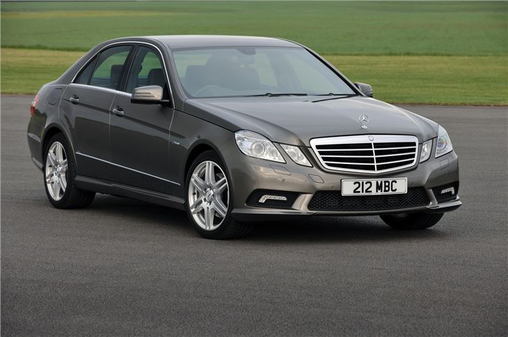 Mercedes Benz E Class W212 2009 Car Review Honest John