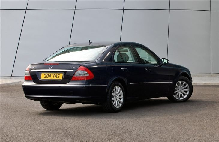 Mercedes Benz E Class 2002 Car Review Honest John