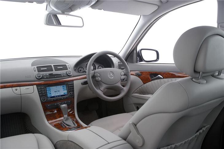 Mercedes Benz E Class W211 2002 Car Review Honest John