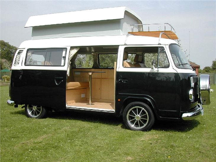volkswagen t2 danbury camper 2010 road test road tests. Black Bedroom Furniture Sets. Home Design Ideas