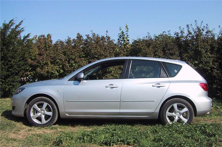 Mazda 3 2003 Range Road Test Road Tests Honest John