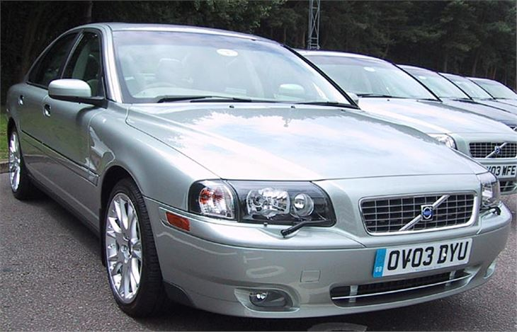 Volvo S60, V70 And XC70 2004 Brief Test