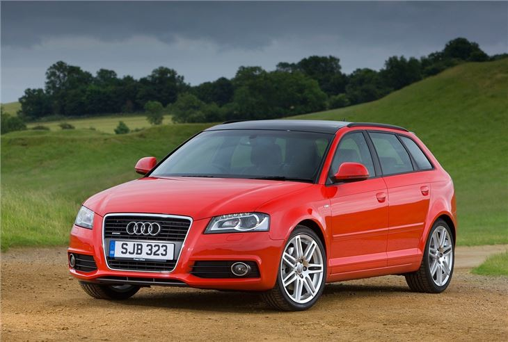 audi a3 sportback 2004 car review honest john. Black Bedroom Furniture Sets. Home Design Ideas