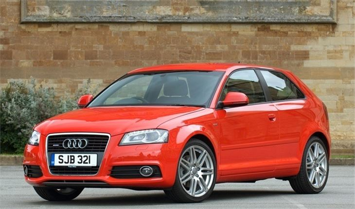 audi a3 2008 car review honest john. Black Bedroom Furniture Sets. Home Design Ideas