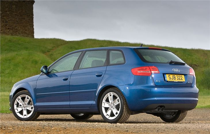 Audi A3 Sportback 2004 - Car Review | Honest John
