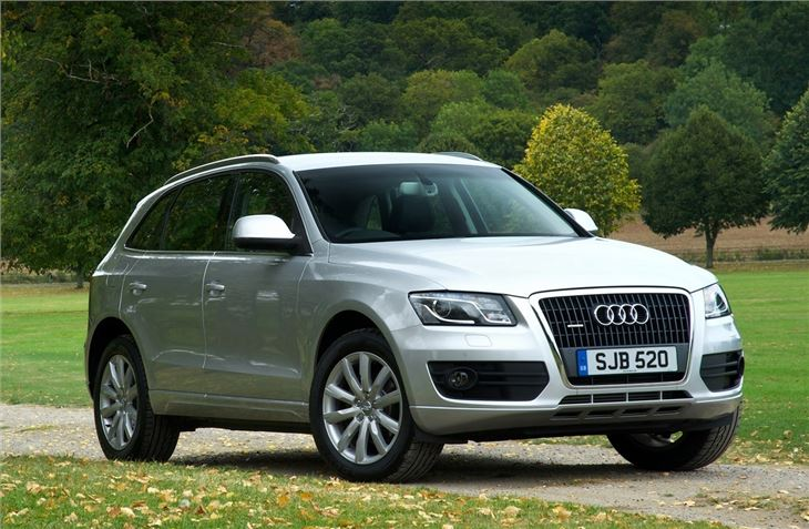 Audi Q Car Review Honest John - Is audi q5 a good car