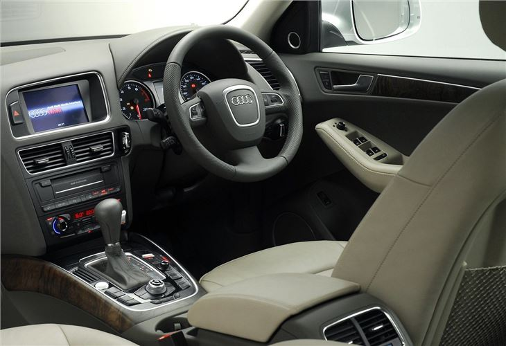 Audi Q5 2008 Car Review Honest John