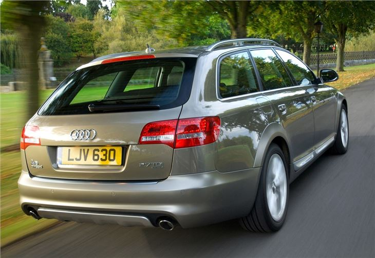 Audi A6 Allroad 2006 Car Review Honest John