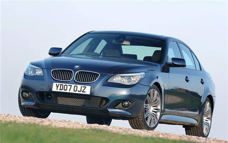 bmw 5 series e60 2003 car review honest john. Black Bedroom Furniture Sets. Home Design Ideas