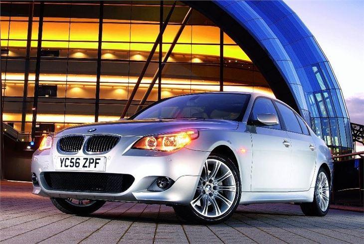 Bmw 5 Series 2003 Car Review Honest John