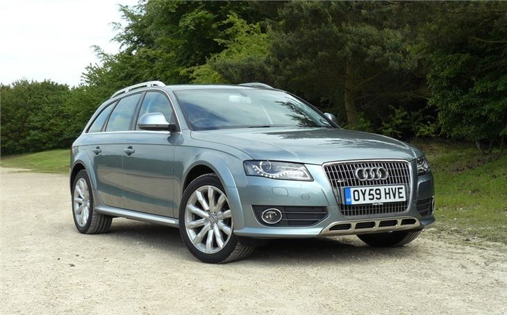 Audi A4 B8 >> Audi A4 Allroad 2009 - Car Review | Honest John