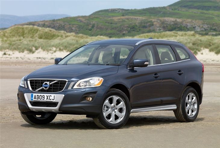volvo xc60 2008 car review honest john. Black Bedroom Furniture Sets. Home Design Ideas