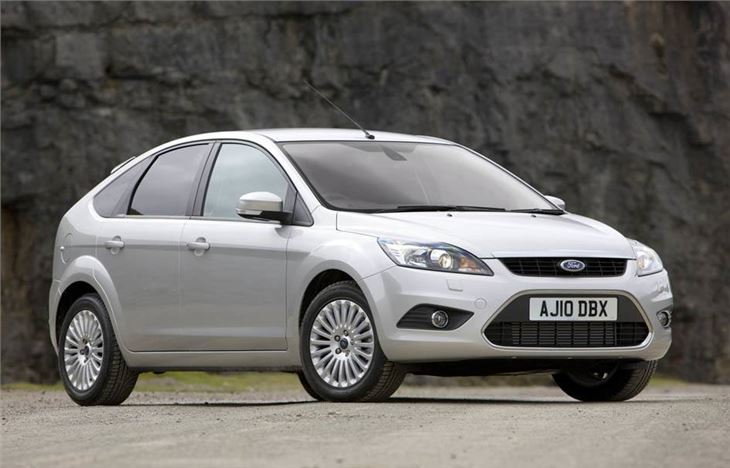 Ford Focus 2008 Car Review Honest John