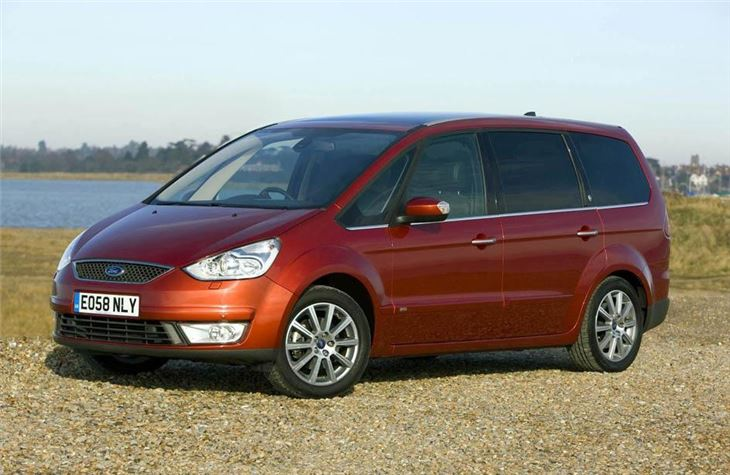 Ford Galaxy 2006 Car Review Honest John