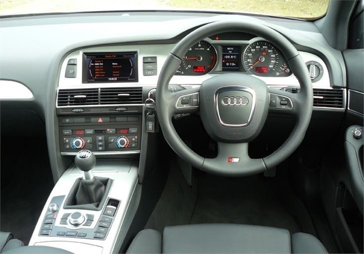 Used Audi A6 For Sale >> Audi A6 2004 - Car Review | Honest John
