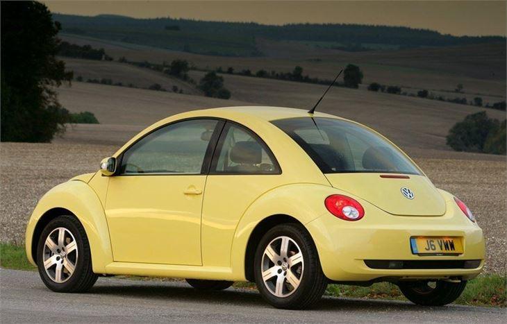 volkswagen beetle 1998 car review honest john. Black Bedroom Furniture Sets. Home Design Ideas