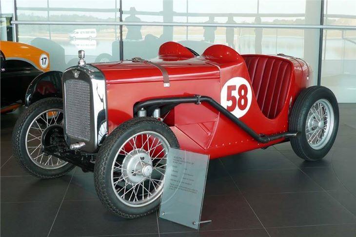 Mclaren Mp4 12c Factory Visit Motoring News Honest John