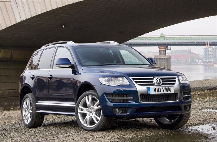 2007 volkswagen touareg review