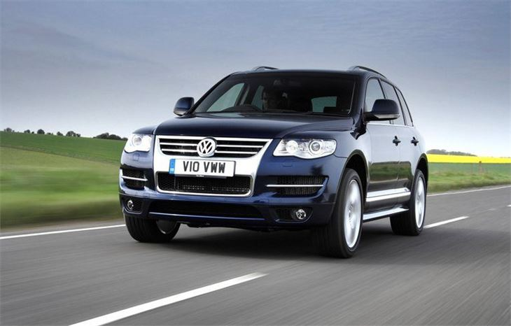 Volkswagen Touareg 2003 Car Review Honest John