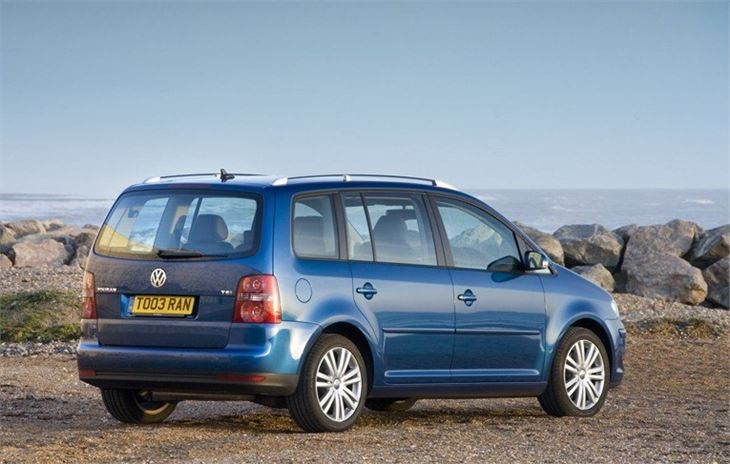 Volkswagen Touran 2003 Car Review Honest John