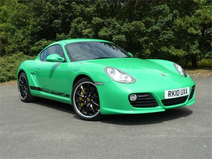 Cheap Used Cars For Sale >> Porsche Cayman 2005 - Car Review | Honest John