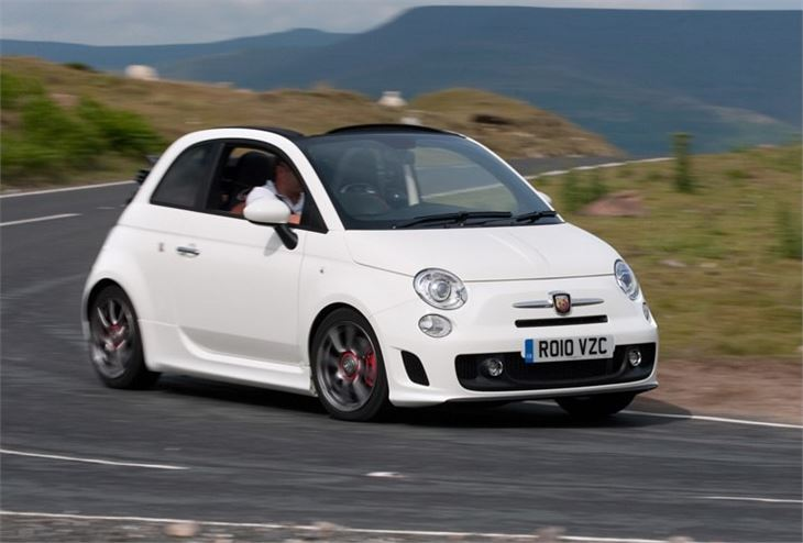 Fiat 500 Mpg >> Abarth 500C 2010 - Car Review | Honest John