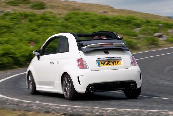 Abarth 500C 2010 - Car Review | Honest John
