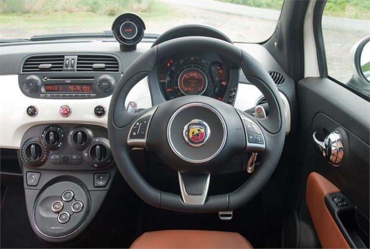 Abarth 500C 2010 - Car Review | Honest John