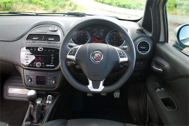 Abarth Punto 2010 - Car Review | Honest John