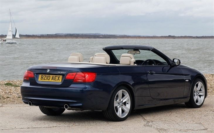 Bmw 335d For Sale >> BMW 3 Series Convertible 2007 - Car Review | Honest John