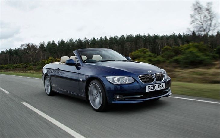 Bmw 3 Series Convertible 2007 Car Review Honest John