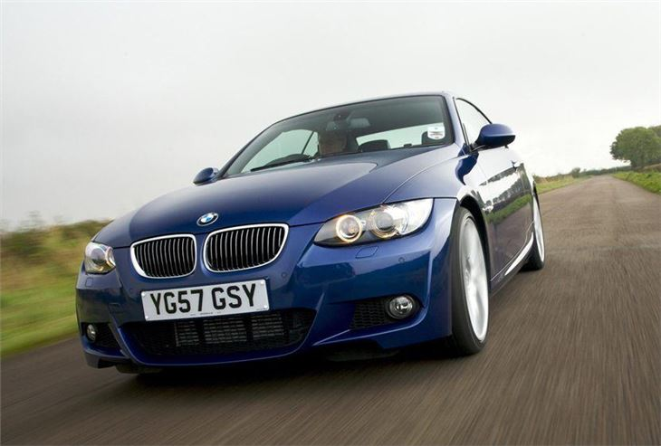 BMW Series Coupe E Car Review Honest John - 2006 bmw 335i coupe for sale